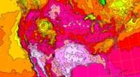 U.S. temperatures