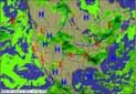 36hr HPC Surface Forecast